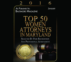 Top 50 Women Attorneys in Maryland
